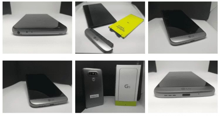Análise LG G5 o primeiro telefone modular 4