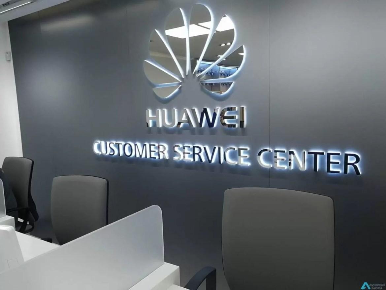 Huawei marca pontos junto dos consumidores com um Service Center de excelência 1