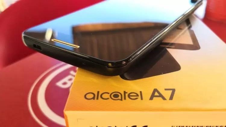 Análise Alcatel A7 um smartphone competente de bateria gigante 5