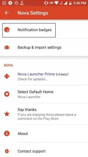 Como ter os Notification Dots do Android Oreo em qualquer dispositivo Android? image