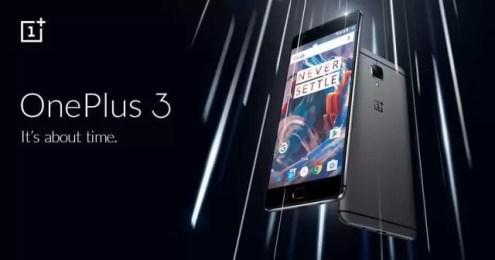 Utilizadores beta do OnePlus 3 e 3T com nova atualização 1
