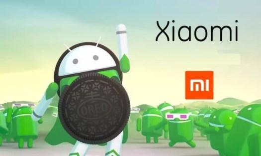 Xiaomi Oreo