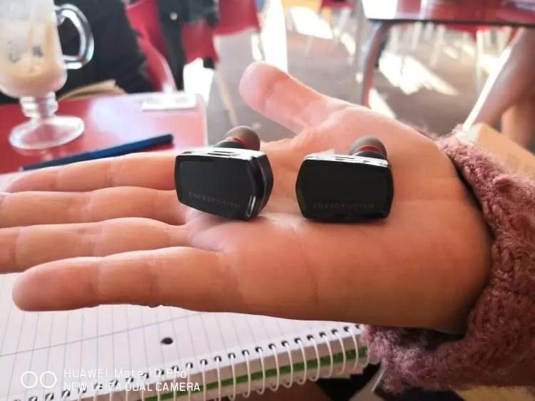 Análise Energy earphones True Wireless 6 de Espanha com bom som image