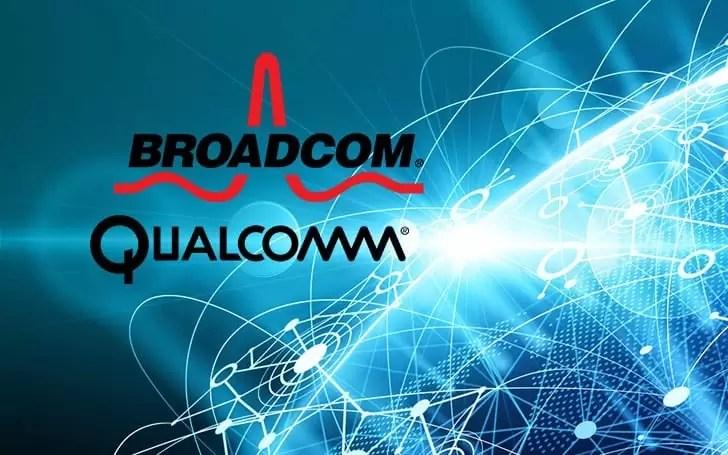 Broadcom faz oferta para adquirir a Qualcomm por US $ 130 mil milhões 1