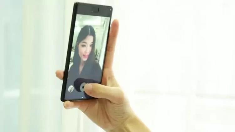 Com LEAGOO KIICAA MIX nunca foi tão fácil a selfie perfeita 3