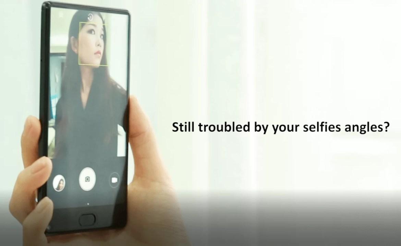 Com LEAGOO KIICAA MIX nunca foi tão fácil a selfie perfeita 1