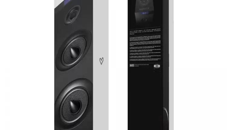 Energy Tower 8 g2. Uma coluna Hi-Fi para os ouvidos mais exigentes 7
