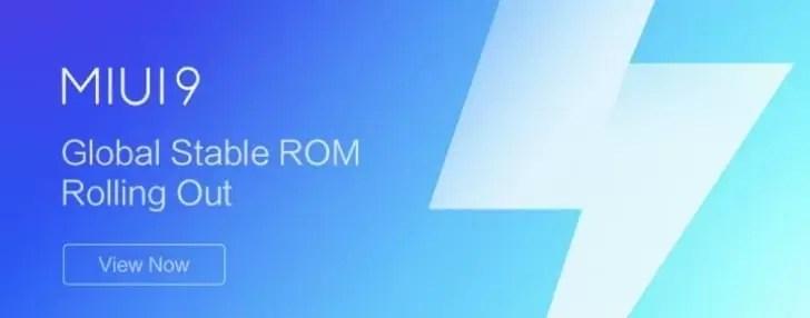 Xiaomi Redmi 4 recebe MIUI 9 estável 1