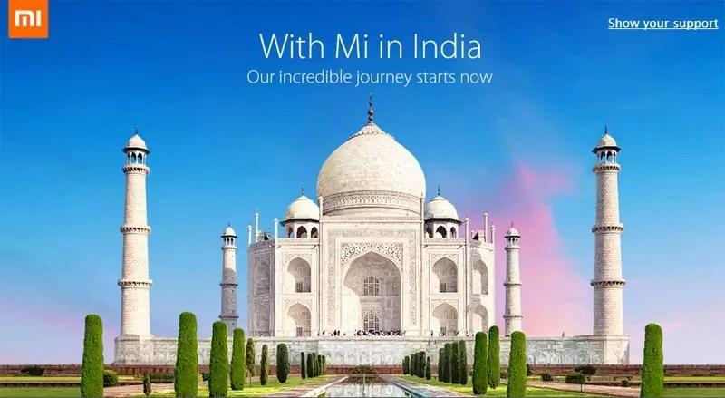 Xiaomi cola-se à Samsung como fornecedor líder na Índia 1