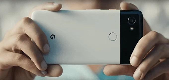 Google tenta fazer esquecer problemas com novo foco nas qualidades do Google Pixel 2 1