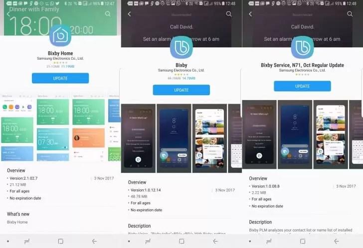 Nova atualização permite desabilitar totalmente o botão Bixby nos telefones Samsung 1