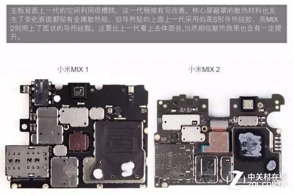 Xiaomi Mi Mix 2 é esventrado e mostra mais do esperávamos 5