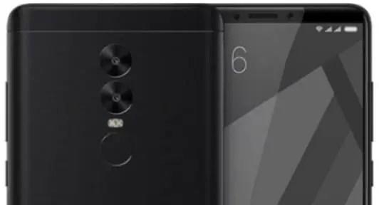 Xiaomi Redmi 5 Plus em nova fuga de informação com ecrã Full-Screen 18:9 1