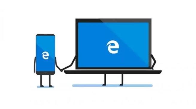 Actualização do Microsoft Edge para Android vem com ícone adaptativo e mais 1