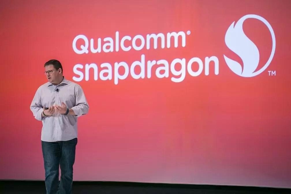 Novo presidente da Qualcomm fala português 1