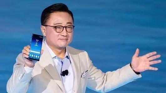 A Samsung divulgará o seu novo smartphone Galaxy S9 em fevereiro 1