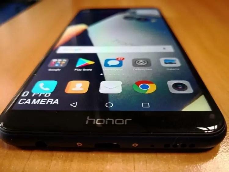 Análise Honor 7X o intermediário sem Bezels com o ADN Huawei 4
