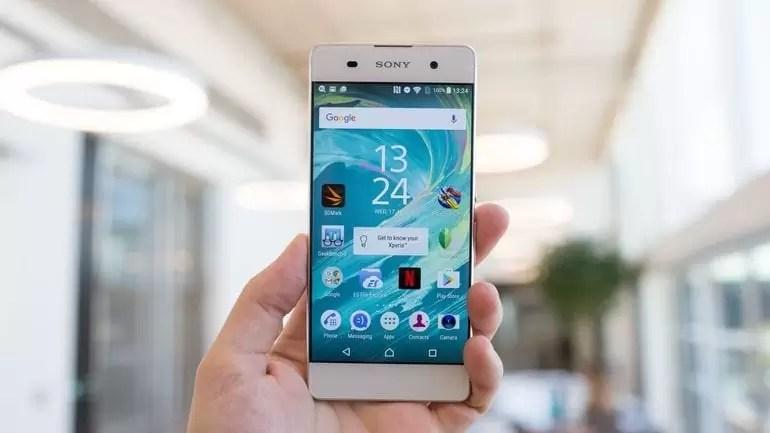 Sony Xperia XA: Análise Androidgeek 1