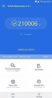 Antutu Benchmark V7.0.1 já está disponivel e faz milagres o Oneplus5T faz agora 210.000 pontos (Download aqui) 2
