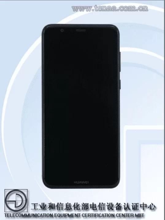 Huawei Enjoy 7S especificações e imagens reais reveladas 1