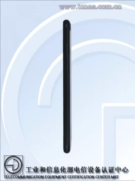 Huawei Enjoy 7S especificações e imagens reais reveladas 3