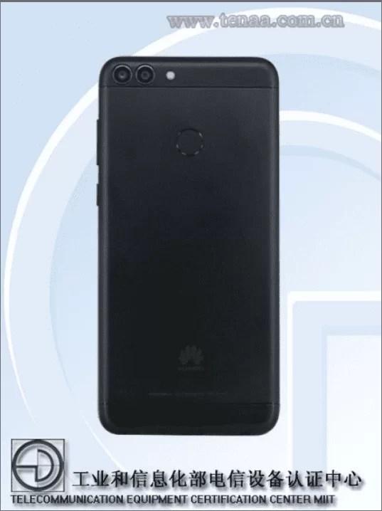 Huawei Enjoy 7S especificações e imagens reais reveladas 4