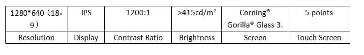 LEAGOO M9 Pré-venda: 20% de desconto na compra do primeiro telefone de orçamento de ecrã inteiro 1