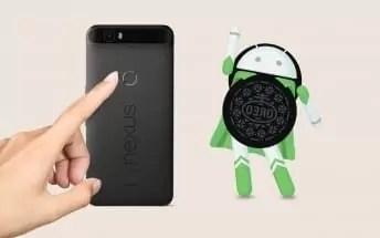 Nexus 6P recebe a atualização Android 8.1 Oreo via OTA 1