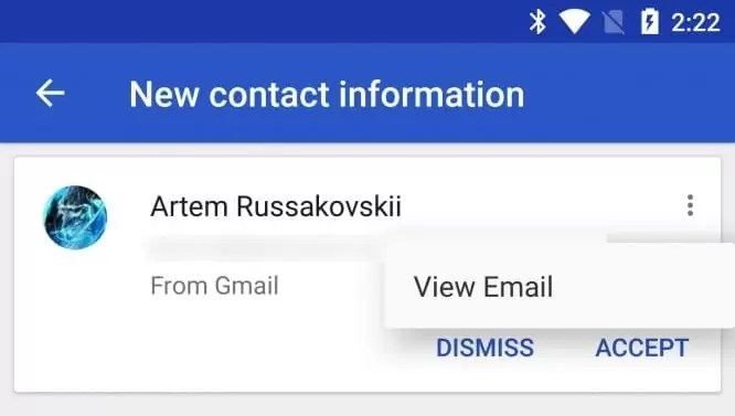 Novo APK do Google Contatos revela mudanças importantes (Download Aqui) 3