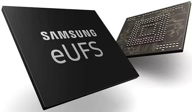 Samsung inicia produção da primeira memória flash universal com 512 Gigabytes para a próxima geração de equipamentos móveis 1