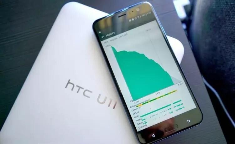 Oreo para HTC U11 de operadora chega hoje 1