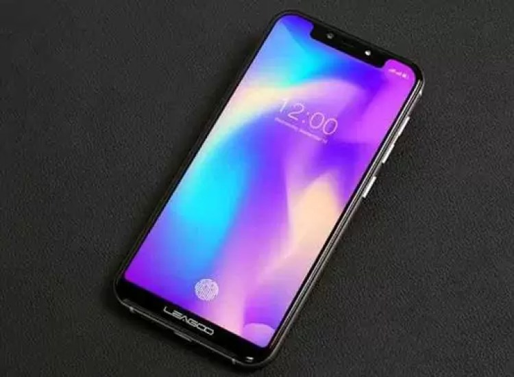 """Leagoo vai apresentar o primeiro """"Android iPhone X"""" na MWC 2018 7"""