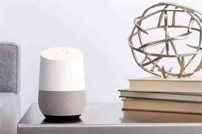 Proprietários dos Google Home estão a receber um Audio Book grátis 1