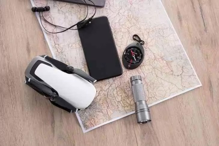 DJI anuncia Mavic Air Drone ultra-portátil Dobrável com câmara 1