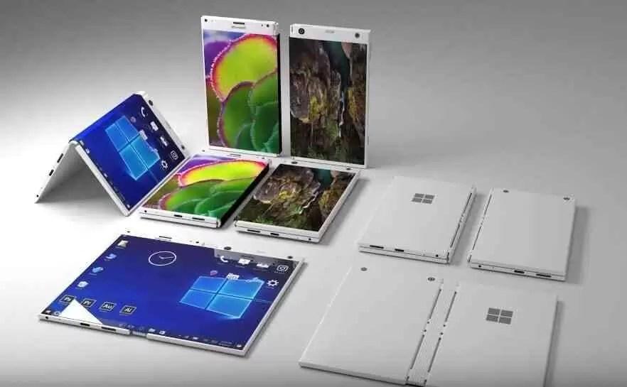Smartphone Android da Microsoft com lançamento em breve 1
