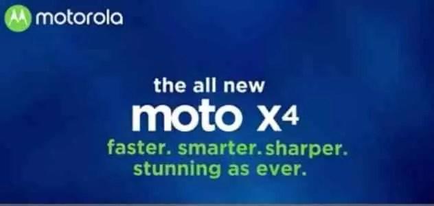Novo Motorola Moto X4 chega na próxima semana 1