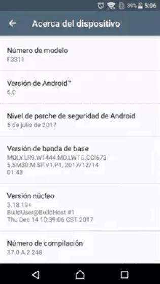 Atualização Sony Xperia XA1 / XA1 Plus traz correcções de Specter e Meltdown 2