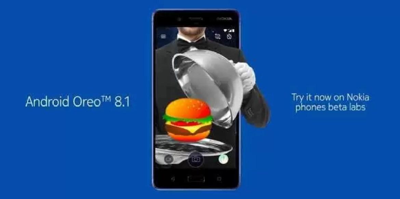 Nokia 8 recebe versão beta do Android 8.1 Oreo 1