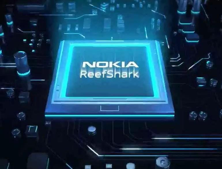 Nokia lança novo chipset ReefShark 5G, promete até 84 Gbps 1