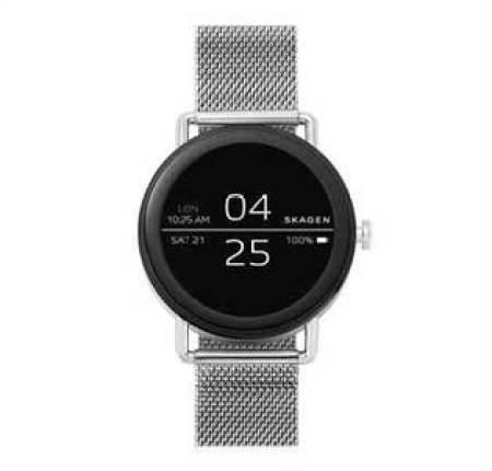 Novidade para 2018: SKAGEN lança o seu primeiro smartchwatch touchscreen 1