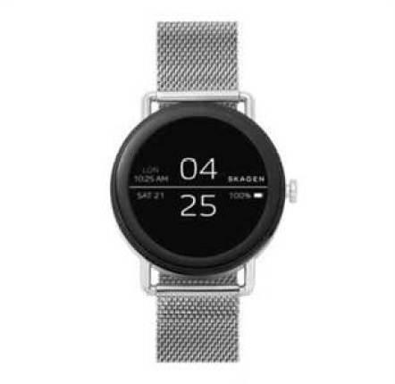 Novidade para 2018: SKAGEN lança o seu primeiro smartchwatch touchscreen 4