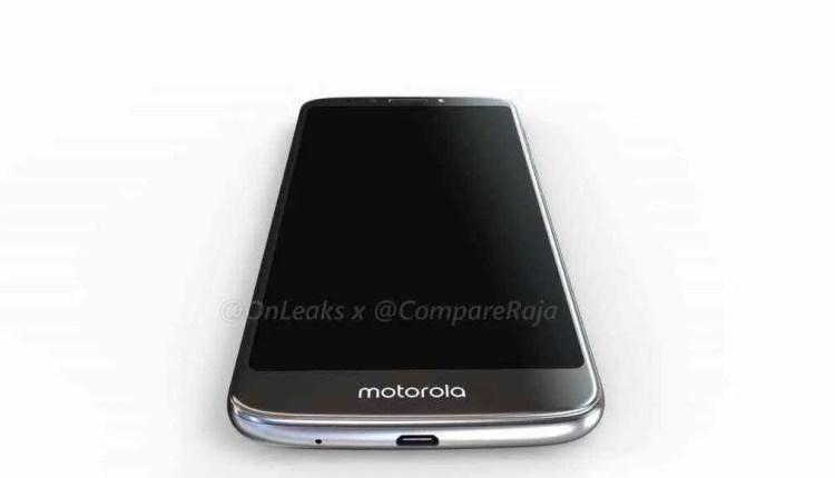 Olá, eu sou o Moto G6 Play 4