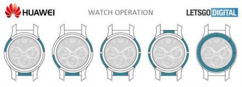 Patente do Huawei Watch 3 mostra o futuro dos wearables 2