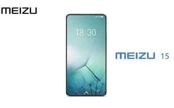 Render do suposto Meizu 15 Plus mostra um telefone fascinante 3