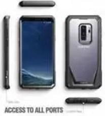 Samsung Galaxy S9 + são revelados por fabricante de capas 3