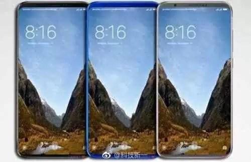 Xiaomi Mi 7 vai sair com suporte de carregamento sem fios 2