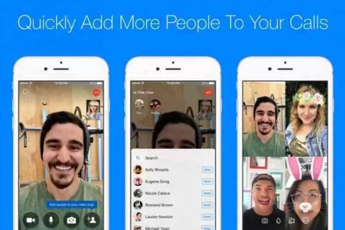 Nova atualização do Facebook Messenger permite envio de videos HD e fotos 360º 1