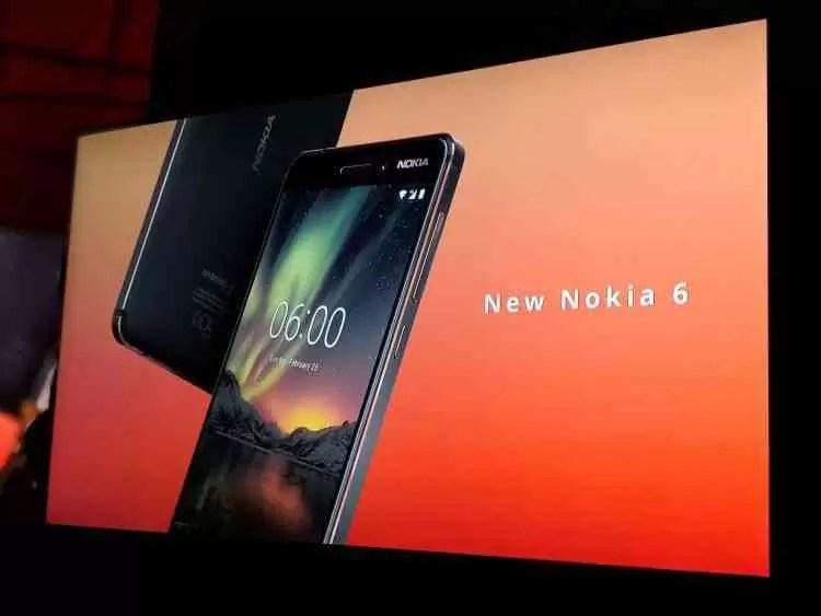 Nokia mostra a sua força na MWC 2018 com uma oferta sólida e variada 5