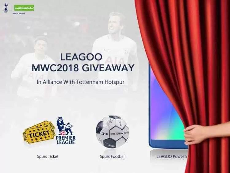 Estrela de Futebol Harry Kane irá ajudar a LEAGOO a lançar o primeiro telefone Android Notch? 4