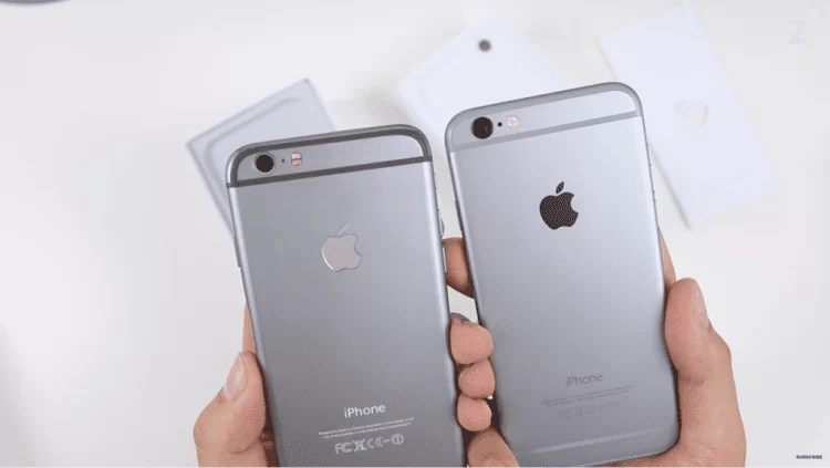 Cidadão chinês nos EUA declarou-se culpado de vender US $ 1,1 milhões em unidades falsas de iPhone e iPad 1